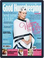Good Housekeeping UK (Digital) Subscription December 1st, 2015 Issue