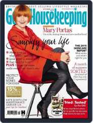 Good Housekeeping UK (Digital) Subscription August 3rd, 2015 Issue