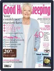 Good Housekeeping UK (Digital) Subscription February 2nd, 2015 Issue