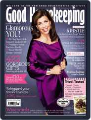 Good Housekeeping UK (Digital) Subscription October 2nd, 2014 Issue