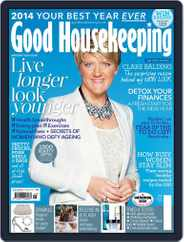 Good Housekeeping UK (Digital) Subscription December 4th, 2013 Issue