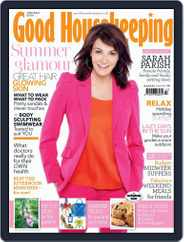 Good Housekeeping UK (Digital) Subscription May 29th, 2013 Issue