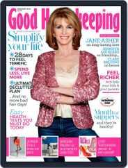 Good Housekeeping UK (Digital) Subscription January 2nd, 2013 Issue
