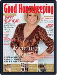 Good Housekeeping UK (Digital) Subscription December 2nd, 2012 Issue