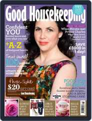 Good Housekeeping UK (Digital) Subscription May 2nd, 2012 Issue