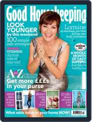Good Housekeeping UK (Digital) Subscription January 4th, 2012 Issue
