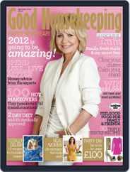 Good Housekeeping UK (Digital) Subscription November 27th, 2011 Issue