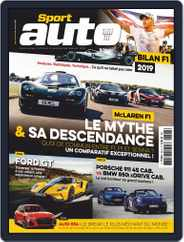 Sport Auto France (Digital) Subscription January 1st, 2020 Issue