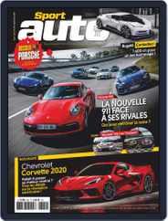 Sport Auto France (Digital) Subscription September 1st, 2019 Issue