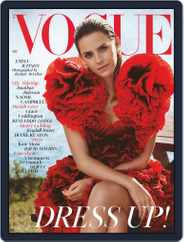 British Vogue (Digital) Subscription December 1st, 2019 Issue