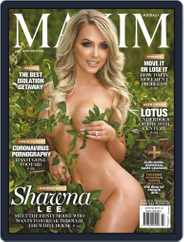 Maxim Australia (Digital) Subscription July 1st, 2020 Issue