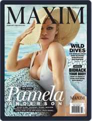 Maxim Australia (Digital) Subscription February 1st, 2020 Issue