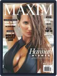 Maxim Australia (Digital) Subscription December 1st, 2019 Issue