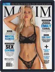 Maxim Australia (Digital) Subscription September 1st, 2019 Issue