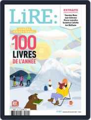 Lire (Digital) Subscription December 1st, 2019 Issue