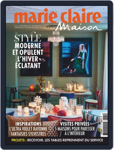 Marie Claire Maison (Digital) December 1st, 2019 Issue Cover
