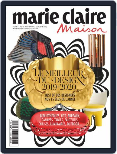 Marie Claire Maison (Digital) September 1st, 2019 Issue Cover