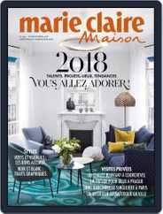Marie Claire Maison (Digital) Subscription February 1st, 2018 Issue