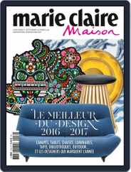 Marie Claire Maison (Digital) Subscription August 27th, 2016 Issue