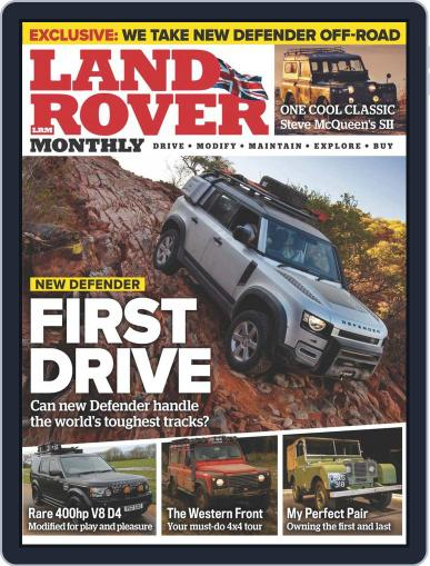 Land Rover Monthly May 1st, 2020 Digital Back Issue Cover