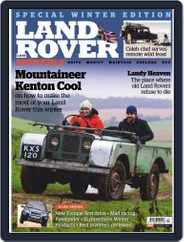 Land Rover Monthly (Digital) Subscription January 2nd, 2019 Issue