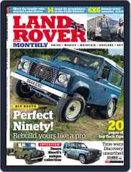 Land Rover Monthly (Digital) Subscription November 1st, 2018 Issue