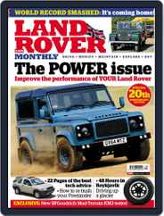 Land Rover Monthly (Digital) Subscription September 1st, 2018 Issue