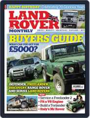 Land Rover Monthly (Digital) Subscription July 1st, 2018 Issue