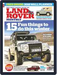 Land Rover Monthly (Digital) Subscription January 2nd, 2018 Issue