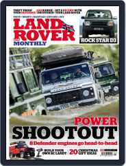 Land Rover Monthly (Digital) Subscription January 1st, 2018 Issue