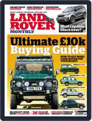 Land Rover Monthly (Digital) Subscription November 1st, 2017 Issue