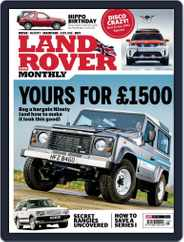 Land Rover Monthly (Digital) Subscription March 29th, 2017 Issue