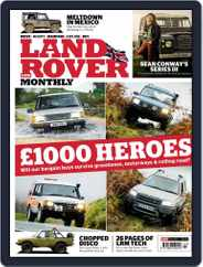 Land Rover Monthly (Digital) Subscription March 1st, 2017 Issue