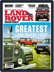 Land Rover Monthly (Digital) Subscription January 1st, 2017 Issue