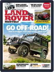 Land Rover Monthly (Digital) Subscription July 27th, 2016 Issue