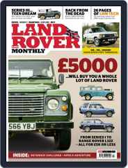 Land Rover Monthly (Digital) Subscription May 25th, 2016 Issue