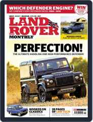 Land Rover Monthly (Digital) Subscription April 27th, 2016 Issue