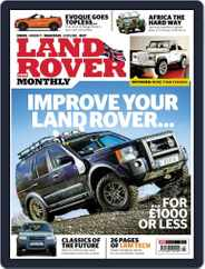 Land Rover Monthly (Digital) Subscription March 30th, 2016 Issue