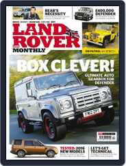 Land Rover Monthly (Digital) Subscription February 1st, 2016 Issue