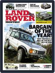 Land Rover Monthly (Digital) Subscription January 15th, 2016 Issue