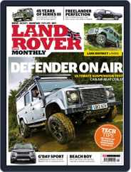 Land Rover Monthly (Digital) Subscription January 1st, 2016 Issue