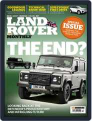 Land Rover Monthly (Digital) Subscription December 1st, 2015 Issue