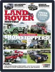 Land Rover Monthly (Digital) Subscription October 1st, 2015 Issue
