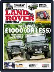 Land Rover Monthly (Digital) Subscription July 21st, 2015 Issue