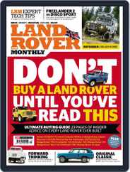 Land Rover Monthly (Digital) Subscription November 11th, 2014 Issue
