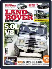 Land Rover Monthly (Digital) Subscription July 30th, 2014 Issue