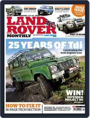 Land Rover Monthly (Digital) Subscription March 26th, 2014 Issue