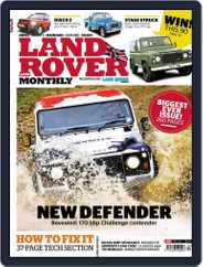 Land Rover Monthly (Digital) Subscription February 26th, 2014 Issue