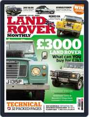 Land Rover Monthly (Digital) Subscription October 2nd, 2013 Issue