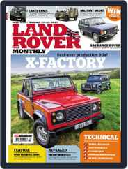 Land Rover Monthly (Digital) Subscription August 29th, 2013 Issue